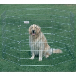 Precision Pet Silver Choice Play Yard  Exercise Pen - SXP Model Image