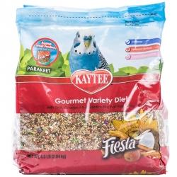 Kaytee Fiesta Parakeet Gourmet Variety Diet Image