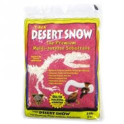 TRex Desert Snow Bedding Image