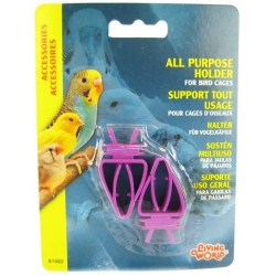 Living World All Purpose Holder for Bird Cages Image