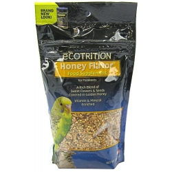 Ecotrition Honey Flavor Food Supplement for Parakeets Image