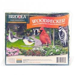 Birdola Woodpecker Seed Cake Image