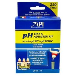 API pH Test & Adjuster Kit for Freshwater Aquariums Image