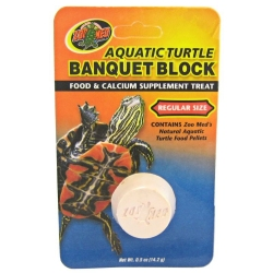 Zoo Med Aquatic Turtle Banquet Blocks Image