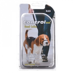 Control Ease Head Collar for Dogs - Black Image