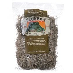 Flukers All Natural Spanish Moss Bedding Image