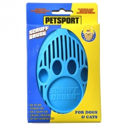 Petsport Scruff Brush Image