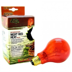 Zilla Night Red Heat Incandescent Bulb Image
