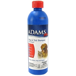 Adams Plus Flea & Tick Shampoo with Precor Image