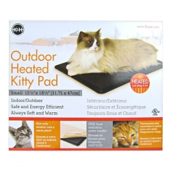 K&H Outdoor Heated Kitty Pad Image