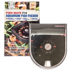 Fish Mate F14 Aquarium Fish Feeder Image