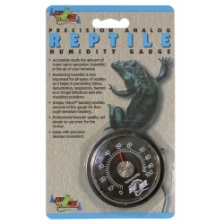 Zoo Med Precision Analog Reptile Humidity Gauge Image