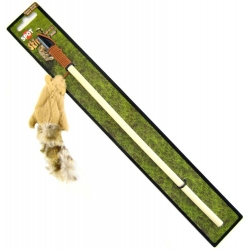 Skinneeez Forest Friends Teaser Cat Toy Image