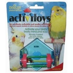JW Insight Tumble Bell Bird Toy Image