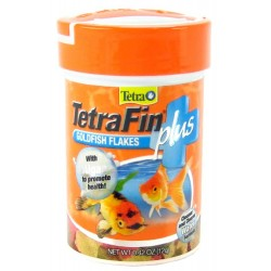 TetraFin Plus Goldfish Flakes Image