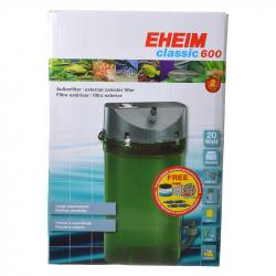 Eheim Classic 600 External Canister Filter Image