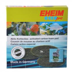 Eheim Ecco Pro Activated Carbon Foam Pad Image