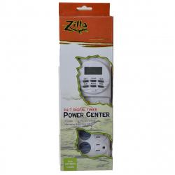 Zilla 24/7 Digital Timer Power Center Image