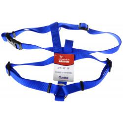 Tuff Collar Nylon Adjustable Harness - Blue Image