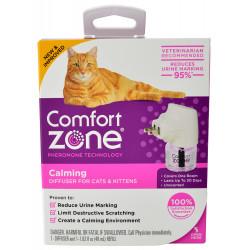 Comfort Zone Pheromone Cat Calming Diffuser Image
