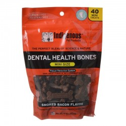 Indigenous Dental Health Mini Bones - Smoked Bacon Flavor Image