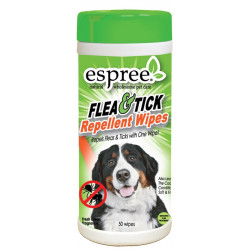 Espree Flea & Tick Repellent Wipes Image