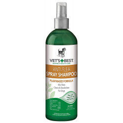 Vet's Best Anti-Flea Spray Shampoo for Dogs Image