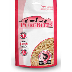 PureBites Wild-Caught Shrimp Freeze Dried Cat Treats Image