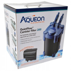 Aqueon QuietFlow Canister Filter 200 Image