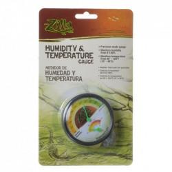 Zilla Humidity & Temperature Gauge Image