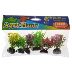 Penn Plax Foregrounder Aqua-Scaping Plants - Small Image
