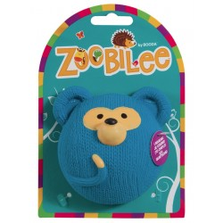Petmate Booda Zoobilee Latex Monkey Fetch Balls Dog Toy  Image