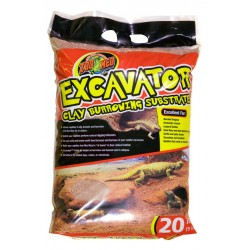 Zoo Med Excavator Clay Burrowing Substrate Image