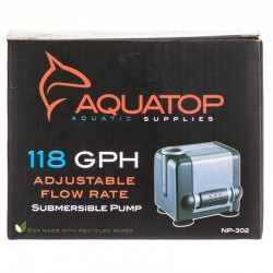 Aquatop Submersible NP-Series Aquarium Pump Image