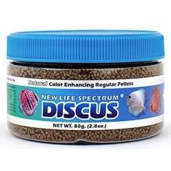 New Life Spectrum Natural Color Enhancing Discus Regular Pellets Image