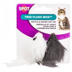 Spot Twin Plush Mice Image