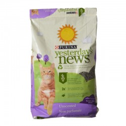 Purina Yesterday's News Paper-Based Cat Litter Image