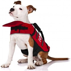 Penn-Plax American Red Cross Dog Life Jacket Image