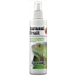 JurassiPet JurassiGaurad All Natural Strawberry Scented Flavor Enhancer for Reptiles and Amphibians Image