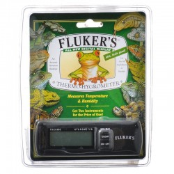 Flukers Digital Thermo-Hygrometer Image