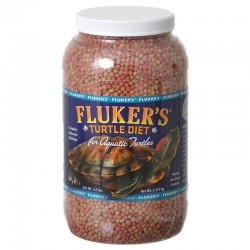 Flukers Turtle Diet for Aquatic Turtles Image