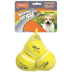 Nylabone Power Play Gripz Tennis Ball Small Image