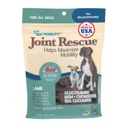 Ark Naturals Sea Mobility Joint Rescue Lamb Jerky Image