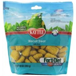 Kaytee Forti Diet Pro Health Parrot Biscuit Treats Image