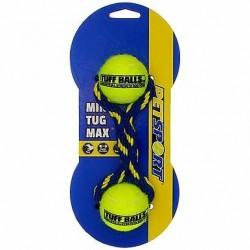 Petsport Tug Max Mini Tuff Balls Dog Toy Image