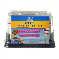API Reef Master Test Kit for Saltwater Aquariums Image