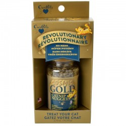 OurPets Cosmic Gold Catnip Nuggets Image