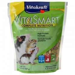 Vitakraft VitaSmart Complete Nutrition Rat, Mouse & Gerbil Food Image