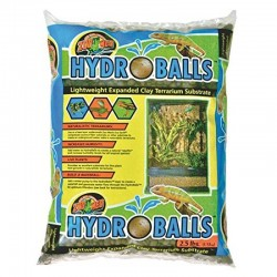 Zoo Med Hydroballs Clay Substrate Image
