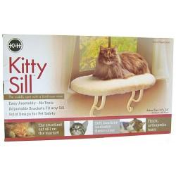 K&H Kitty Sill - Cat Window Perch (Unheated) Image